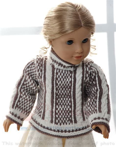 how to knit doll clothes dolls clothes knitting patterns