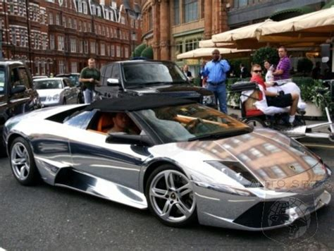 What Car Looks The Best In A Chrome Wrap?   AutoSpies Auto