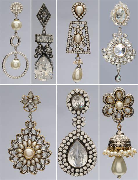 jewelry designs earrings unique bridal jewelry bridal jewellery
