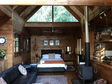 Cozy Cabins by A Cozy Cabin In The Rainforest Cozyplaces