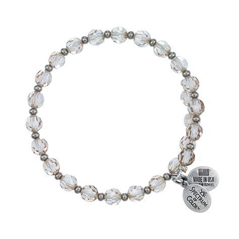 6mm bead bracelet 6mm honey with spacer bead wrap bracelet wind