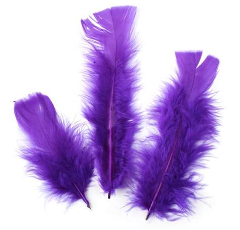 purple crafts for purple marabou craft feathers feathers boas basic