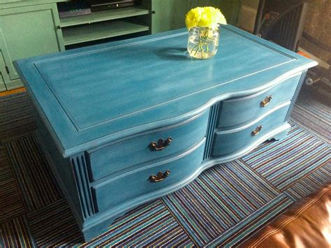 blue coffee table blue painted coffee table coffee table design ideas