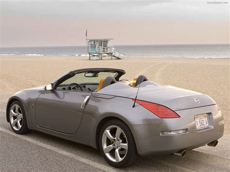 Nissan 350z 2008 by Nissan 350z Roadster 2008 Car Picture 01 Of 30