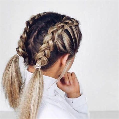 braided hair with best 25 braids for hair ideas on