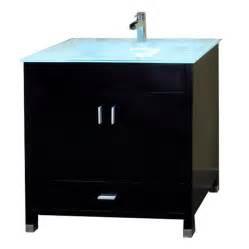 glass bathroom vanity top shop bellaterra home black integral single sink bathroom