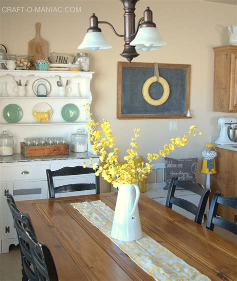 Rustic Home Interior Ideas rustic farm chic kitchen decor with vintage items