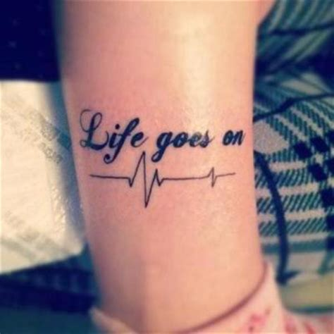quotes tattoo for life quotes