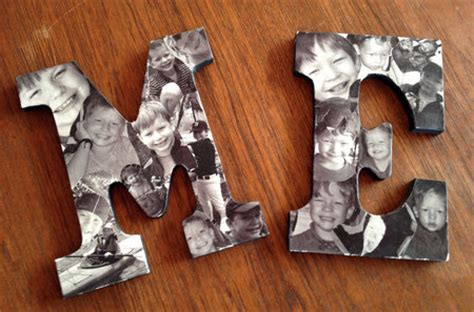 how to decoupage wooden letters decoupage wood letters for wall craftfoxes