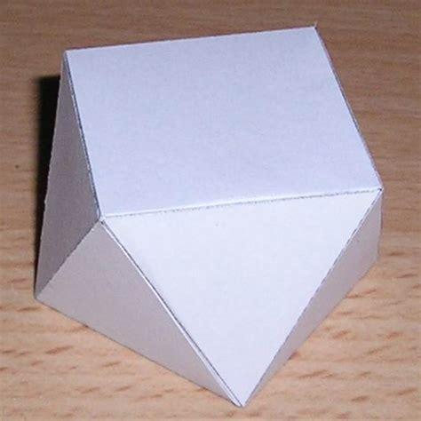 rectangular prism origami paper rectangular antiprism