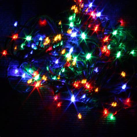 100 static led x tree lights lanterns ls