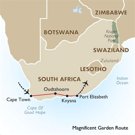 Garden Route South Africa Garden Route Tours South Africa Cape Town Port E Goway