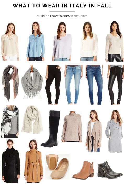 what to wear in what to wear in italy in fall chic comfortable stylish
