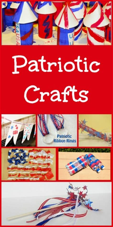 easy labor day crafts for remembrance day or veterans day crafts