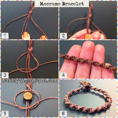 how to make macrame jewelry we read photo tutorial macrame bracelet