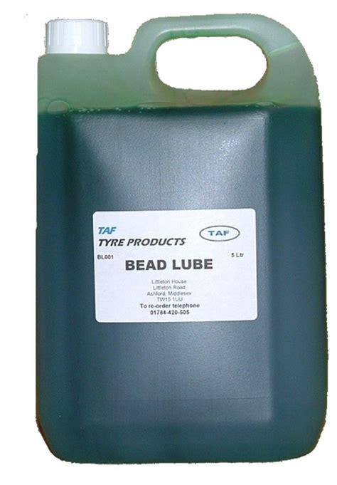 bead lubricant bead lube liquid 5 litre