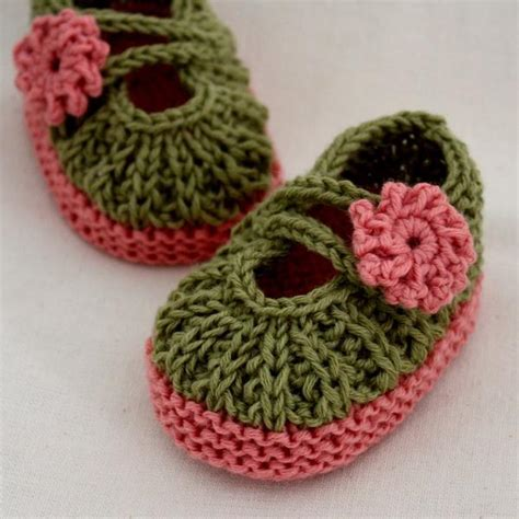 knit baby booties baby booties by oasidellamaglia knitting pattern