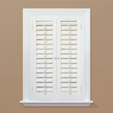home depot window shutters interior amazing interior window shutters 4 wood plantation