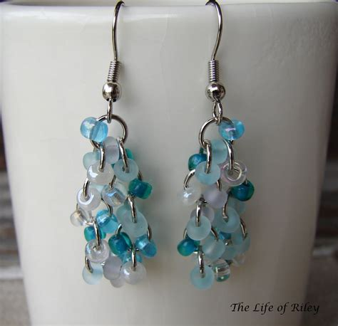 beading earrings the of beaded dangly earrings tutorial