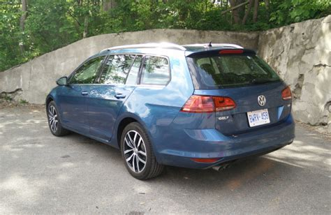 day by day review 2015 volkswagen golf sportwagon tdi