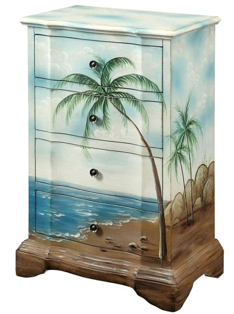 Beach Themed Furniture by Art Amp Function With Beach Furniture Painted Dressers
