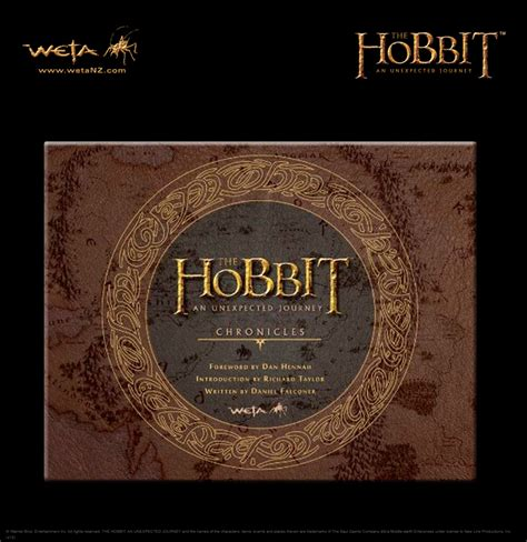 the hobbit book pictures weta workshop releases range of hobbit merchandise