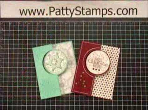 how to make flip card flip card tutorial with thinlit card dies