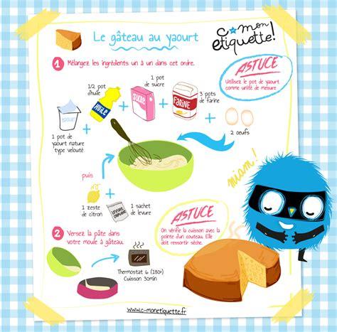 recette g 226 teau yaourt