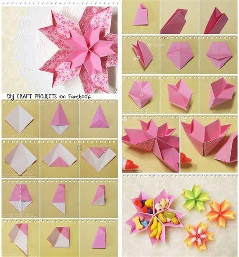 craft with paper flowers diy paper flower dish diy tutorial papercraft diy