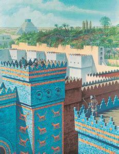 Der Garten Ischtar Kunst by Historical Events Babylon Geschichte