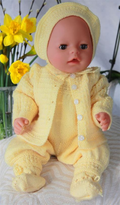 knitted doll clothes patterns free baby doll baby doll clothes