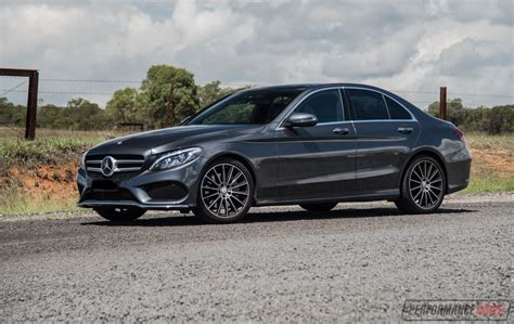 Mercedes Amg by Mercedes C 250 Amg Line Review Performancedrive