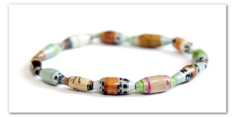 how to make paper bead jewelry how to make paper charms guide