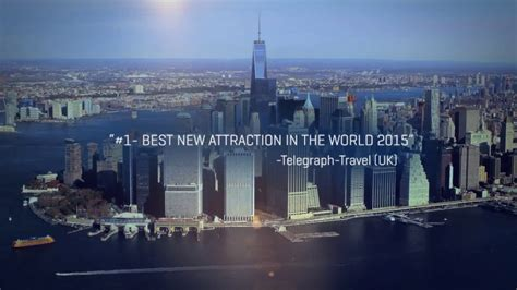 one see start at one see forever one world observatory now open