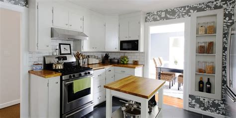 cheap kitchen ideas for small kitchens 20 best small kitchen decorating ideas on a budget 2016