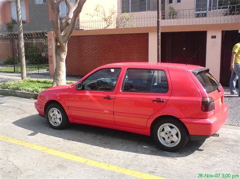 Volkswagen Golf 1996 by 1996 Volkswagen Golf Information And Photos Momentcar