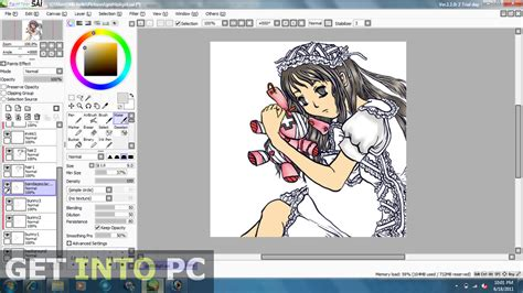 paint tool sai german paint tool sai free