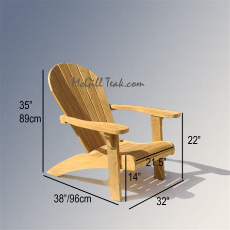 What Is An Adirondack Chair by Teak Outdoor Chair Adirondack With Ottoman