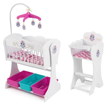 kid craft furniture kidkraft lil owl doll furniture set