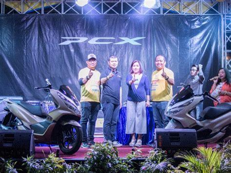 Pcx 2018 Banjarmasin by All New Honda Pcx 150 Hadir Di Banjarmasin Trio Motor