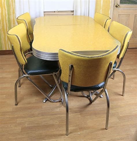 modern kitchen table and chairs mid century modern kitchen table and chairs ebth