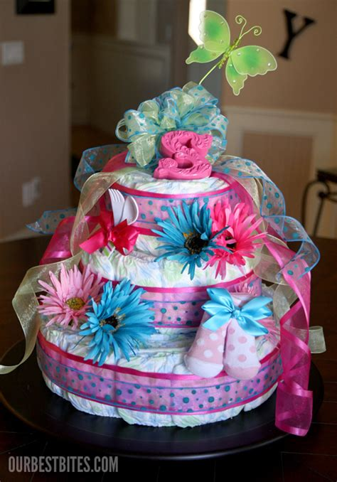 how to make cake centerpieces how to make cake centerpieces for a baby shower d