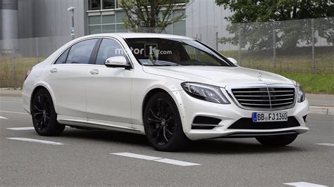 S Class Mercedes by 2021 Mercedes S Class Test Mule Spotted