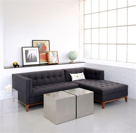 small modern sectional sofa small sectional sofa with chaise lounge apartment size