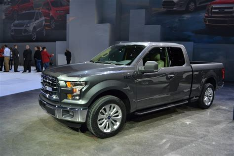 2015 F-150 Aluminum Use Expanding To Rest Of Lineup   Gas 2 F 150 2015