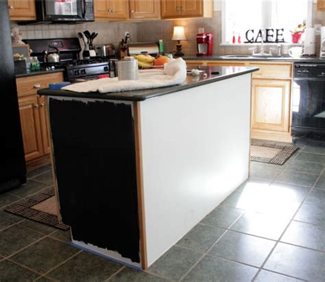 painting a kitchen island how painting the island black changed my kitchen