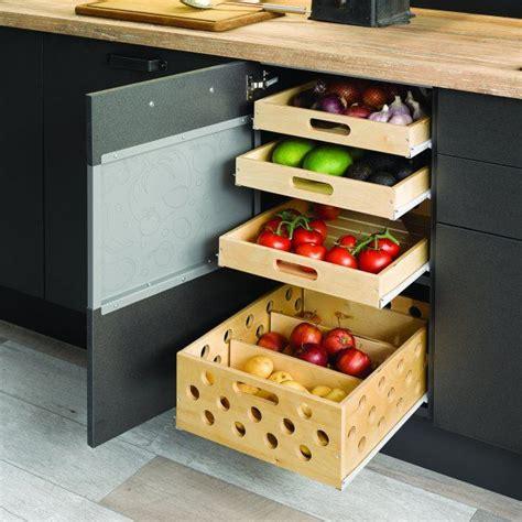 Table Blanche Bois 6597 by Les 10 Meilleures Id 233 Es De La Cat 233 Gorie Stockage De Fruits