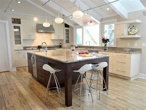kitchen island with sink and seating modern kitchen island with seating on the end and corner sink for the home