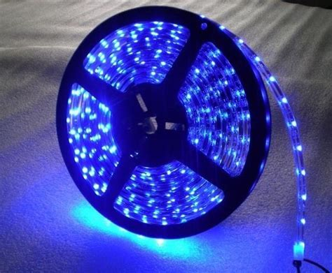 led light strips for boats 5m waterproof marine led lights blue light