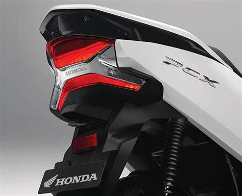 Pcx 2018 Fitur by Fitur Honda Pcx 2018 Lu Belakang Led Bmspeed7